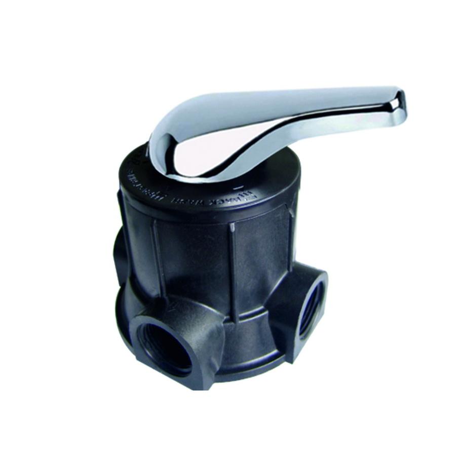 Ручной трехрежимный клапан Runxin