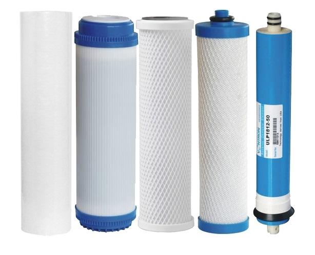 Набор картриджей для питьевых систем