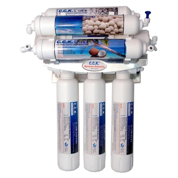 Очистка питьевой воды от нитратов обратным осмосом