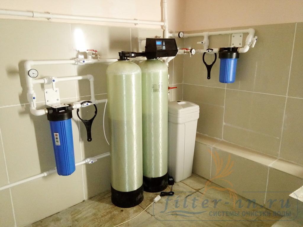 Система очистки без УФ-стерилизатора