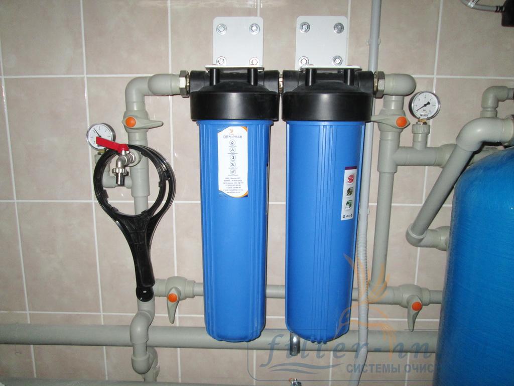Фильтры предварительной механической очистки