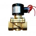 Клапан соленоидный NC-1-2 прямого действия