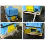 Емкость для перевозки живой рыбы 2500 л (КР2500)