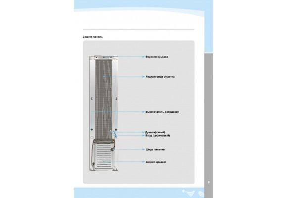 Coway CHP-06EU Задняя панель