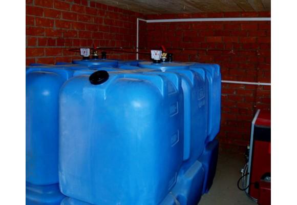 Бак для воды 2000 л (Т2000ФК23)