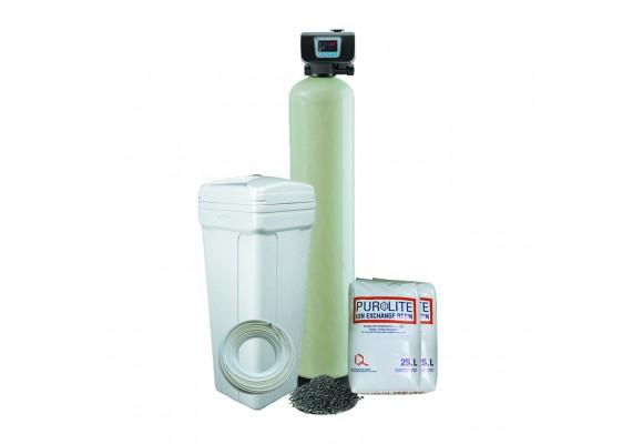 Комплект умягчения Runxin+Purolite до 1,5 м3/час