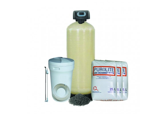 Комплект умягчения Runxin+Purolite до 9 м3/час