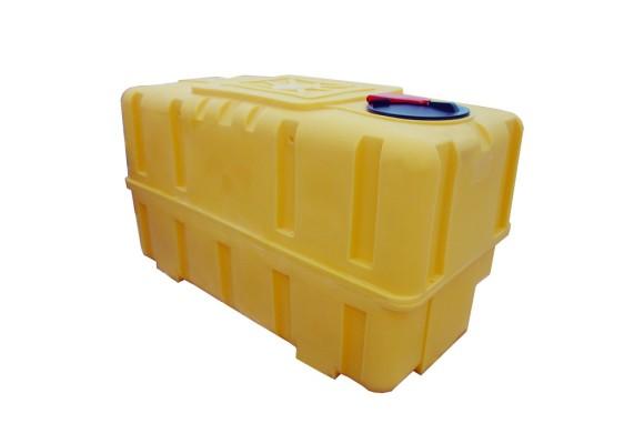 Пластиковая емкость 2500 л (Р2500ФКЗ)