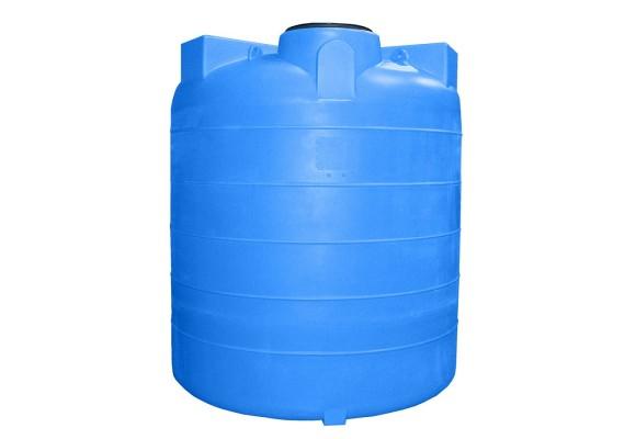 Пластиковая емкость 10000 л с крышкой (10000ВФК2)