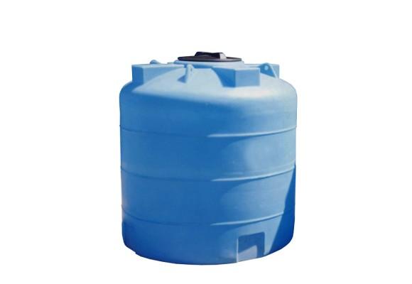 Пластиковая емкость 3000 л с крышкой (3000ВФК2)