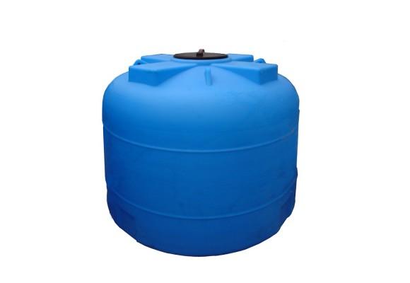 Пластиковая емкость 4500 л с крышкой (4500ВФК2)