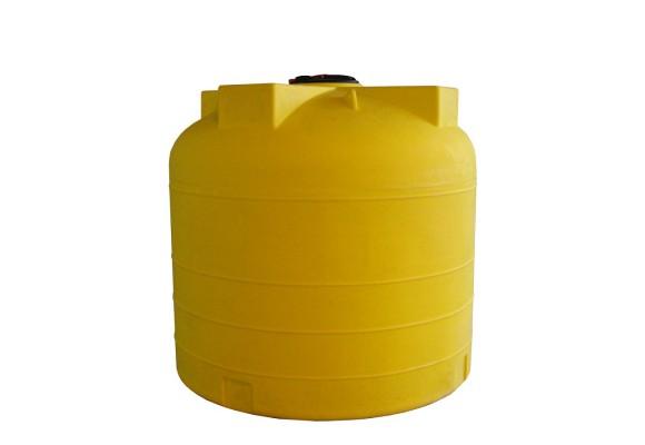 Пластиковая емкость 5100 л с крышкой (5100ВФК2)